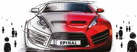 La 32ème édition du salon de l'automobile d'Épinal revient du 31 octobre au 3 novembre.
