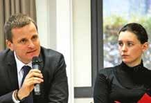 Éric Bagot et Estelle Lambert du département RH de Baccarat ont abattu la carte la VAE collective.