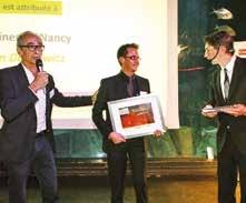 Les Vitrines de Nancy, numéro 2, du concours Trophées commerce Mag' à Paris. Luc Boegly