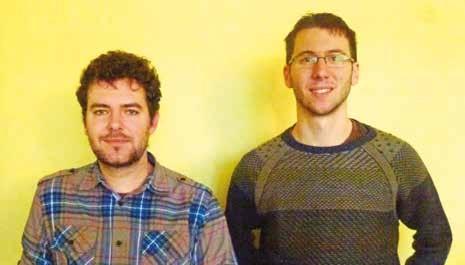 «SmartFizz accompagne au quotidien les entreprises dans leurs applications web et mobiles», indiquent Damien Blaise et Étienne Daumail. Nouvelle Economie