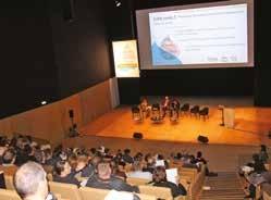 Le 1er colloque sur les substances dangereuses pour l'eau vient d'être organisé à Nancy fin octobre.