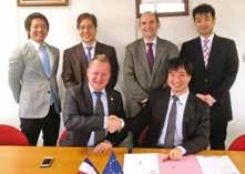 Les Japonais de chez Kinboshi viennent de signer une domiciliation de boîte postale au WTC de Metz-Saarbrücken.