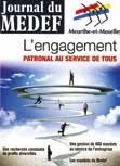 Le troisième magazine du Medef de Meurthe-et-Moselle vient de paraître.