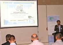 GRTgaz Nord Est a invité ses clients industriels à une journée d'information technique à Cerville le 6 novembre dans le cadre du Club Performance industrielle.