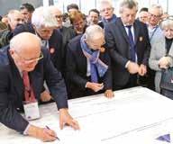 Les présidents départementaux de l'UMIH ont apposé leurs griffes sur une lettre remise au gouvernement le 3 décembre pendant la semaine de mobilisation patronale.