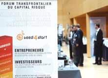 Le forum transfrontalier de capital risque Seed4Start a fait étape à Nancy fin novembre après un passage à Luxembourg avant de finir sa course à Louvain-la-Neuve en Wallonie.