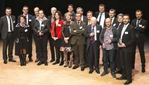 Quatre entreprises lorraines ont décroché quatre des sept prix remis à l'occasion de l 'édition Est du Technology Fast 50 à Nancy.