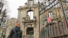 Baptiste Foucaud de la société nancéienne M2 SAS porte aujourd'hui le programme de réhabilitation de la Maison Chrétien de Nancy.