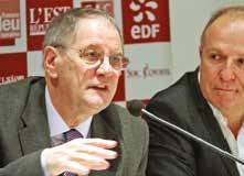 «Il faudra dix ans pour construire la nouvelle Grande Région Est», assure Roger Cayzelle, le président du Cesel.