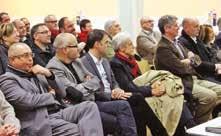 L'association Peps vient d'organiser son AG à Rosières-aux-Salines.