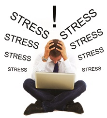 D'après une récente enquête d'Alptis, la vie serait moins stressante dans une TPE.