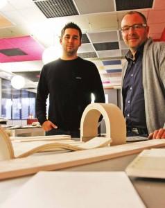 Charles Viard et Christophe Delattre de Réso Est à Metz: «Nous avons un devoir de conseil envers nos clients»