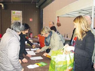 Les clients viennent chercher sur un point de vente unique leur panier à Bar-le-Duc ou Commercy.