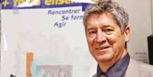 «Des points positifs de conjoncture sont présents», assure Étienne Malher, le président de la CGPME 54.