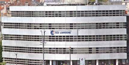 La régionalisation des CCI Lorraine toujours en marche.