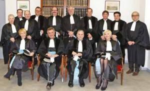 Les juges du Tribunal de Commerce de Briey ont fait leur rentrée le 16 janvier.