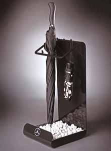 La gamme de porte-parapluies séduit les PME.