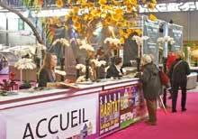 La 28ème édition du Salon de l'Habitat de la Décoration de Nancy est annoncée du 5 au 9 mars.