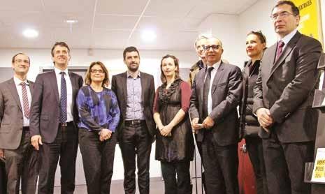 L'édition 2015 du concours i-Lab vient d'être lancée dans les locaux de la Bpi Lorraine à Nancy.