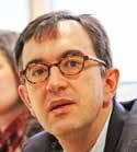 Albert Lautman Directeur de la Carsat Nord-Est