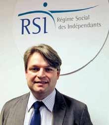 «Il est toujours possible de demander un échelonnement du règlement des cotisations», assure Lionel Koenig, le directeur par intérim du RSI Lorraine.