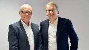 Benoit Zimmermann (à gauche) et Philippe Durst (à droite), un duo de choc pour diriger Factum Finance.