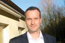 Olivier Agazzi, 42 ans, a été directeur commercial pendant 8 ans chez Manuloc avant de prendre son envol avec Idronex.