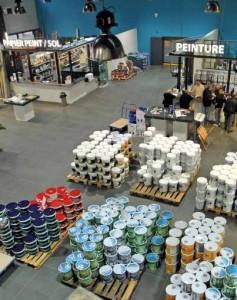 Chez SPE, un showroom fambant neuf de 100 m² accueille les pros du second œuvre au 40 rue Marcel Brot à Nancy: «Le stock est notre force»