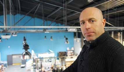 «90 % nos clients sont des pros. Le particulier commence être touché, notamment, grâce au showroom», assure Sébastien Didion, le directeur commercial de SPE.