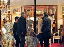 Le Salon des Antiquaires de Nancy est annoncé du 29 au 30 mars prochain.
