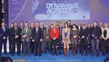 La Dynamique agricole récompensée le 26 février à Metz.
