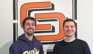L'équipe dynamique de Concept Store 3D : Jean Mazenod (à gauche) et Dave Lajoie (à droite).