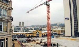 Le bâtiment demeure exclu des prévisions de légère progression d'activité annoncée par Bpifrance.