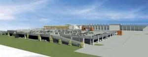 Les parkings aériens, un nouveau marché pour Nancy Construction avec sa marque Evo-park.