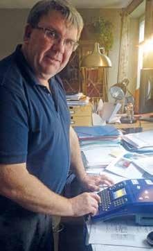 Jean Brovelli est à la tête de JMB Identification depuis 1998.