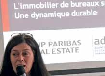 «Le marché nancéien de bureaux affiche une hausse de 40 % des transactions», assure Nancy Spann de BNP Paribas Real Estate.