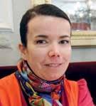 Hélène Cassier Présidente de l'AL3P