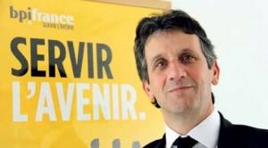 «Pour les entreprises, c'est le moment d'investir», assure Didier Pichot, directeur régional de Bpifrance en Lorraine.