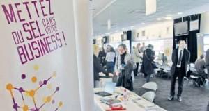 La première édition du Salon de l'Entreprise Lorraine s'est déroulée le 31 mars au stade Marcel Picot de Tomblaine.
