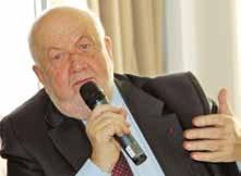 «Je suis un entrepreneur territorial», assure André Rossinot devant les chefs d'entreprise du Medef 54.