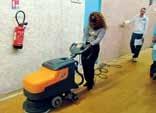Le Centre de formation du personnel de propreté (CF2P) est l'une des diversifications d'activité opérées par la holding CFSI.