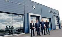 L'agent du Lion de la ZA des Sables est engagé dans la démarche Odas du constructeur Peugeot.