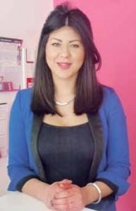 «Le concept de l'institut est basé sur le modernisme et la détente», indique Anna Hoshina, gérante de Relooking Nancy.