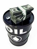 La baisse du prix du pétrole porte en elle de nombreux risques…