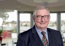 Francis Henry vient d'être réélu à la présidence du COS de la CELCA.