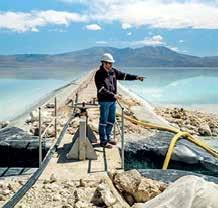 L'exploitation de certains matériaux, comme le lithium, entraîne certaines interrogations.
