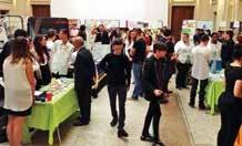 22 projets étaient en compétition au 8ème salon régional des mini-entreprises le 12 mai à Nancy.