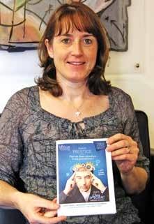 Anne-Sophie Peignelin, la présidente du CJD de Nancy termine son mandat sous le signe de la magie à l'occasion de la Soirée Prestige du 28 mai