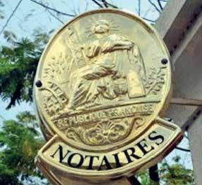 Après le Congrès du notariat de Strasbourg le 11 mai, les propositions vont bon train…