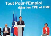 Les mesures du Plan TPE-PME de Manuel Valls seront décryptées le 3 juillet à la Maison de l'Entreprise.